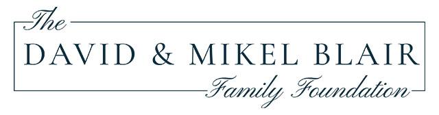 The David & Mikel Blair Family Foundation